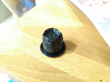 Nesspresso compatible capsule malfunction
